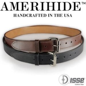 Amerihide Gun Belt Review