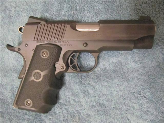 Kimber Compact Custom .45