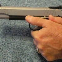 Proper Grip: Guidelines & Techniques for Recoil Control
