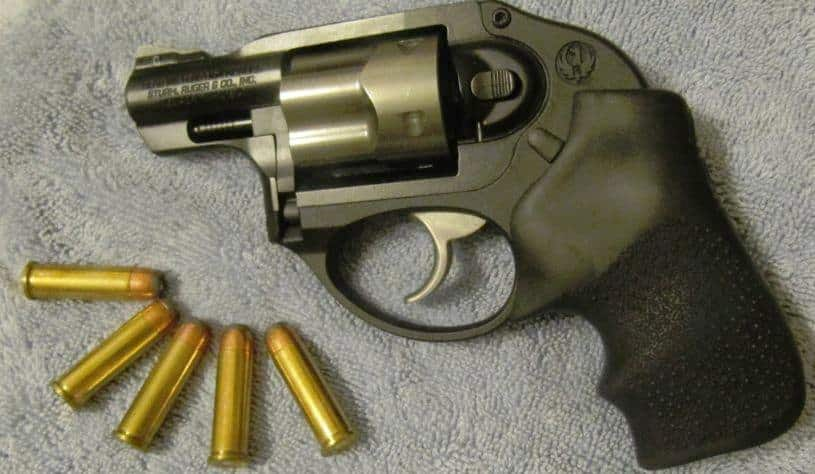 Ruger LCR .38+P Special