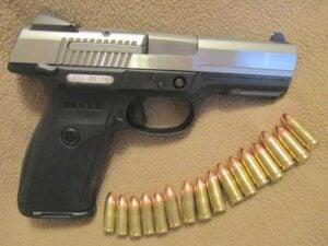 Ruger SR9 9mm
