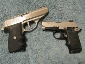 Sigs: P232-.380 and P238- .380