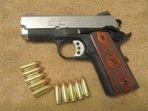 SpringfieldEMP 9mm- 1911 Style