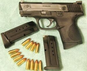S&W M&P 9mm Compact
