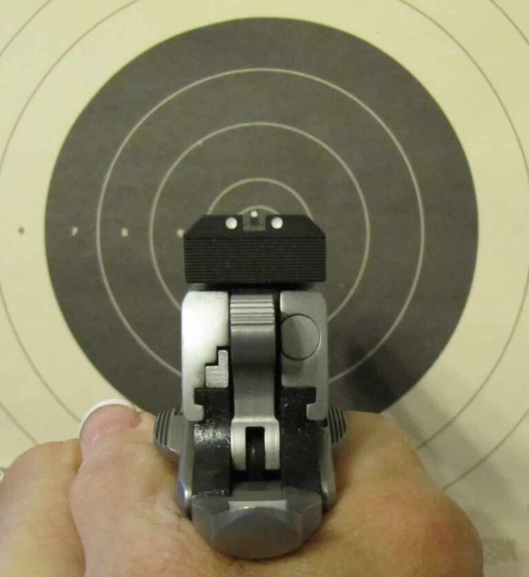 Proper Sight Alignment and the Keys to Accuracy