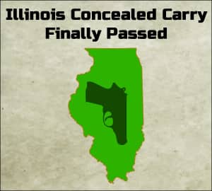 Illinois Concealed Carry Finally Passed