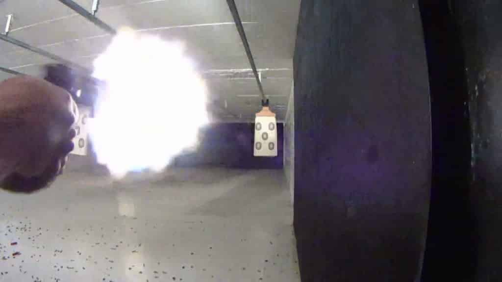 Critical Defense Rounds Muzzle Flash