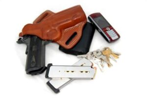 My 4 Everyday Carry Guns