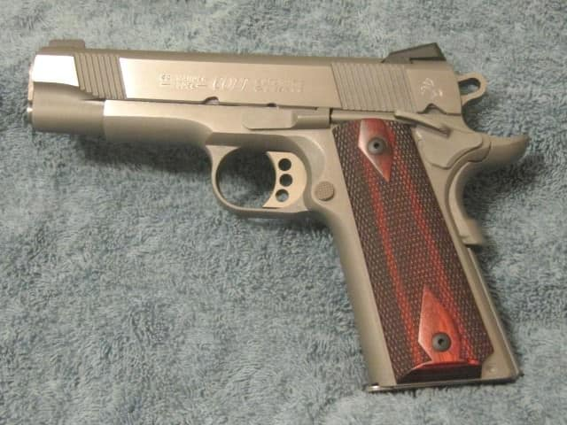 "Colt 1911 XSE Combat Commander-4.25"" Barrel, .45"