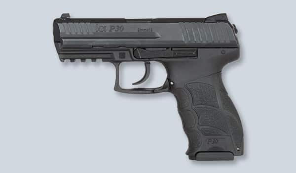 H&K P30 Lite LEM Variation 1- 9mm