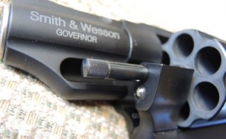 Meet the Smith and Wesson Governor