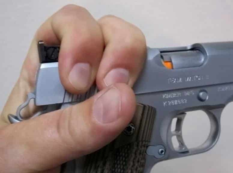 Over-the-Top REAR Serrations Method
