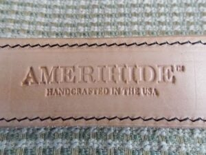 Amerihide Gun Belt by Disse Outdoor Gear Review