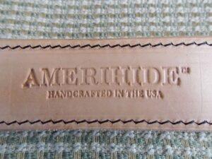 Amerihide Gun Belt by Disse Outdoor Gear Review