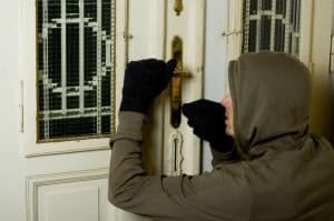 Most Burglaries Occur Tonight (New Years Eve)
