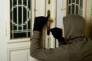 Most Burglaries Occur Tonight (New Years Eve)