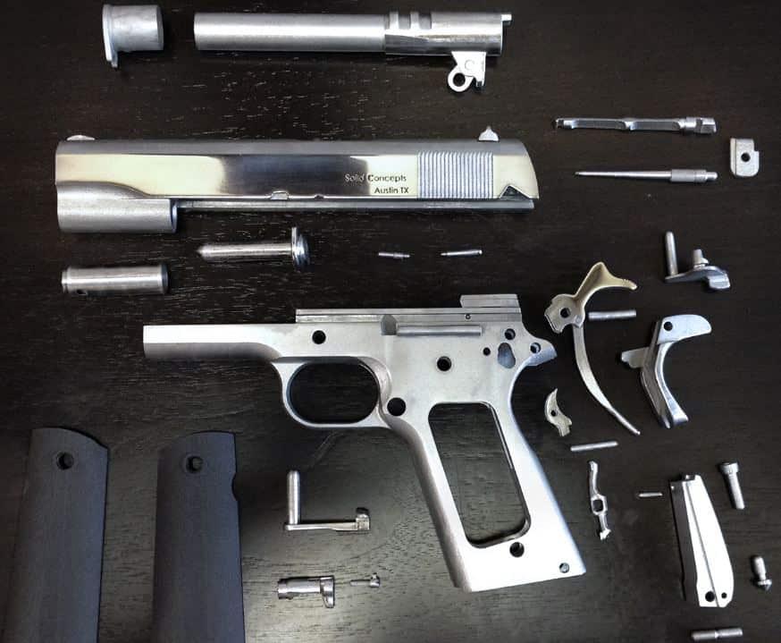 C-3d Printed Gun Parts-snip