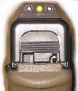 Handgun Attributes to Help Improve Accuracy