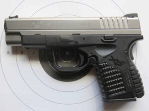 The 2014 Springfield-Armory XDS 4.0 for Concealed Carry: A Review