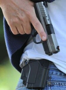 The 44 Concealed Carry Drill and Draw