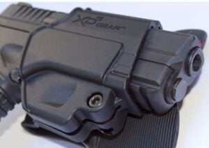 XDS Holster Included