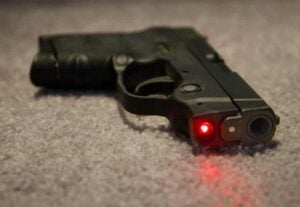 A Laser for Your Home Defense Gun?