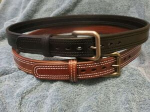 Armour Black and Brown Belts