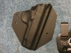Kydex Shell for Colt XSE Commander .45