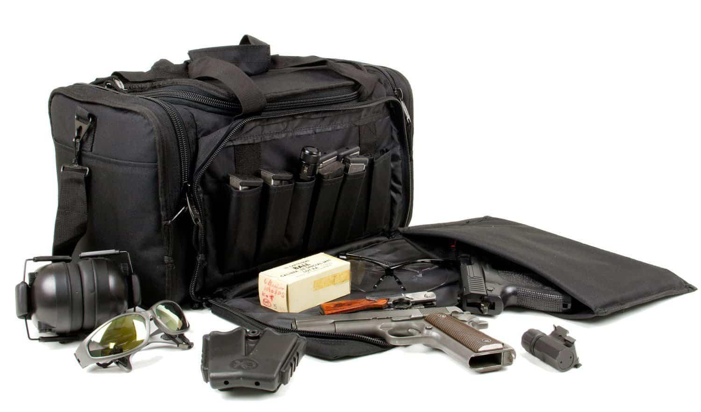 11 items in my range bag usa carry. Black Bedroom Furniture Sets. Home Design Ideas