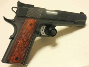 The 2014 Springfield Armory 1911 Range Officer in 9mm Review