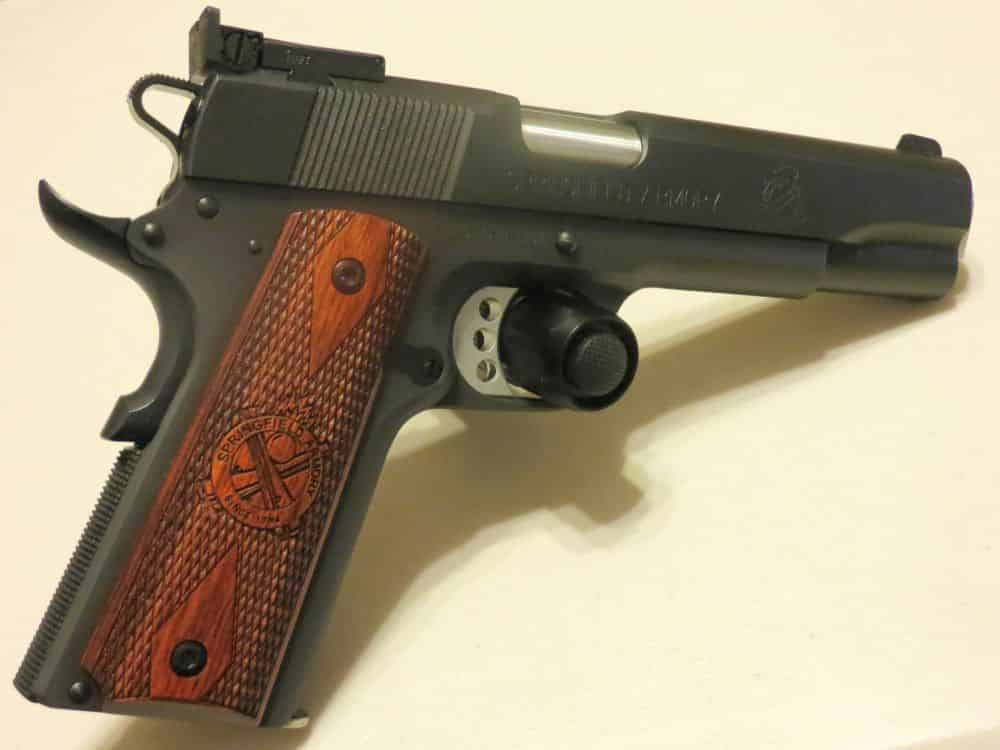 The 2014 Springfield Armory 1911 Range Officer in 9mm Review - USA Carry