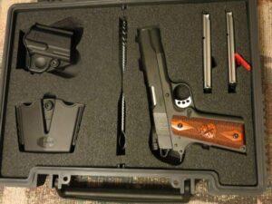 Springfield Armory RO Case