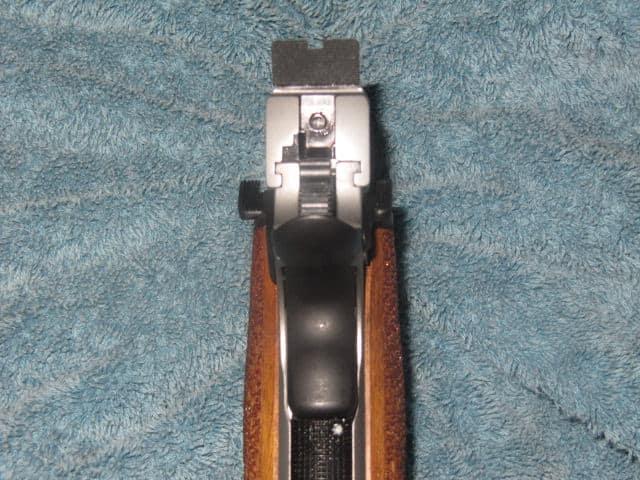 SW 1911 Pro - Profile Rear