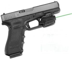 Crimson Trace Rail Master Universal Green Light Laser Sight Review