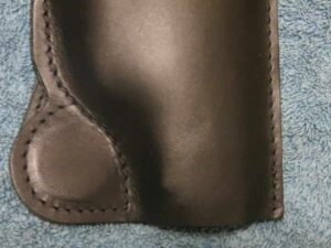 Genuine Cowhide Leather with Durable Stitching