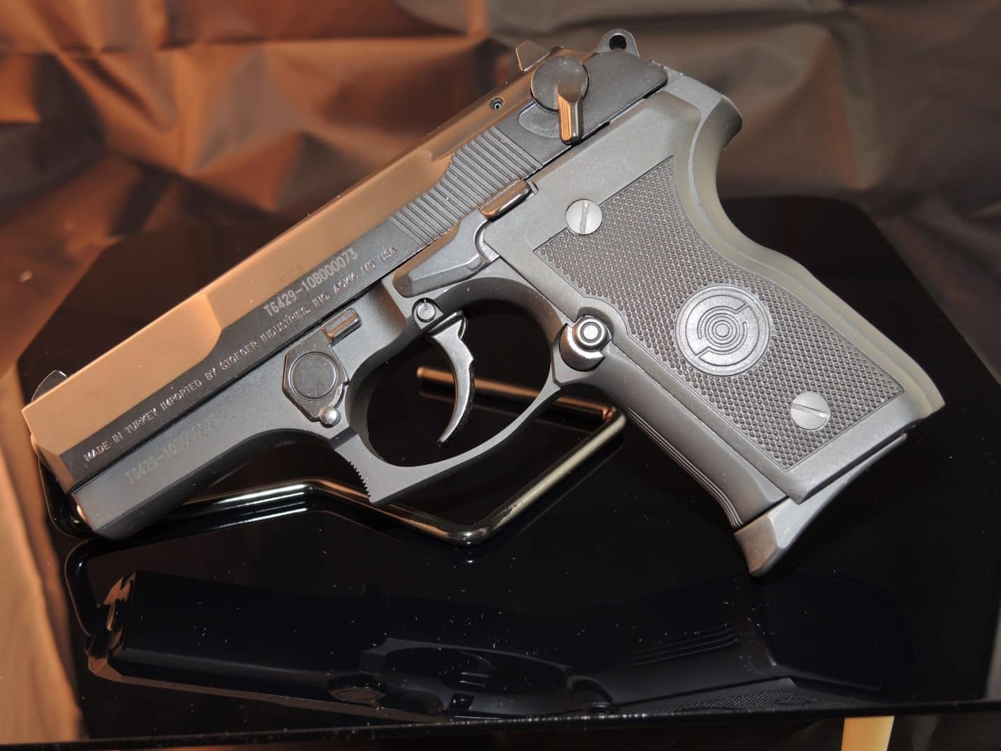 Stoeger Cougar Compact Review Usa Carry