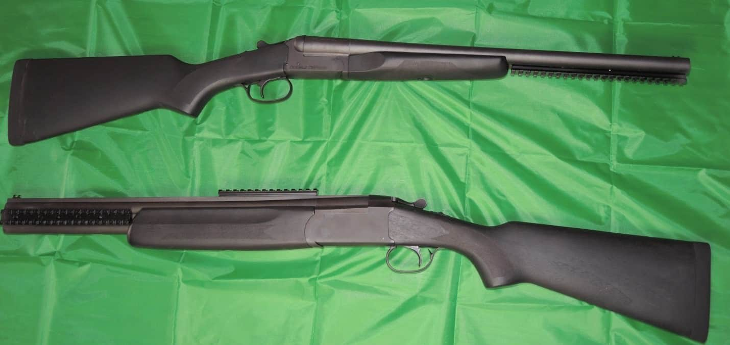Stoeger's Double Defense Twins