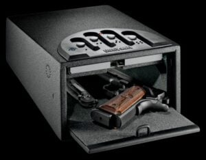 How to Store Guns and Cash