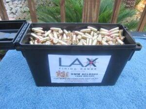 LAX Ammo - Reloads