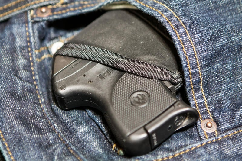 Top 7 Rules of Pocket Carry - USA Carry