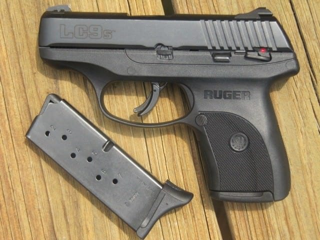 Review The 2014 Ruger Lc9s 9mm Striker Fired Concealed Carry Pistol