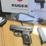 Ruger LC9s Box Contents