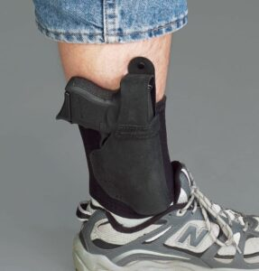 Pros and Cons of Ankle Concealed Carry