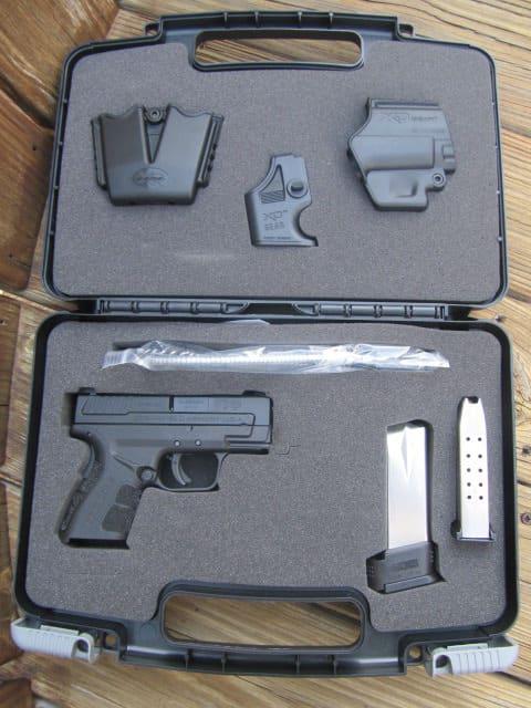 XD-9 Mod.2 Case