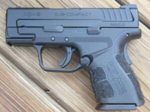Springfield-Armory XD-9 Mod. 2 Sub-Compact 9mm: A Review