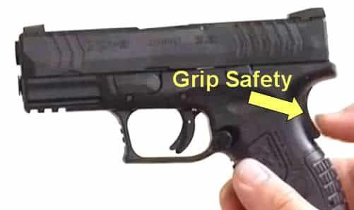 Grip Safety