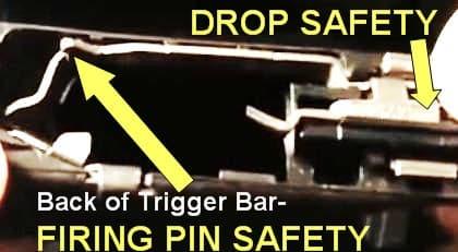 Drop Safeties