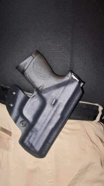 1441 Gear's The Paratus Kydex Holster with S&W M&P 9C