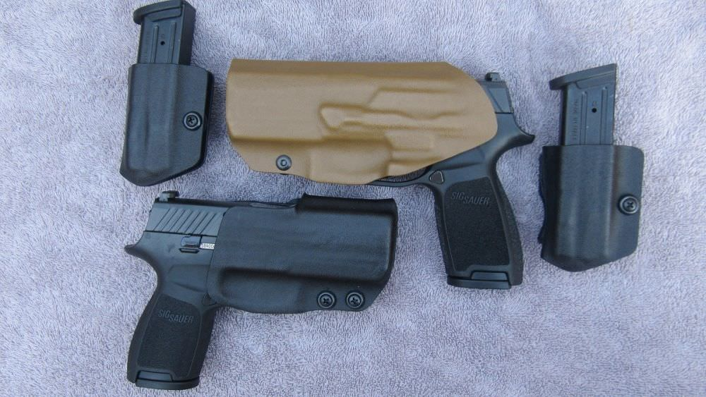 Holster, Belt & Carrier Package by Dara Holsters: A Review
