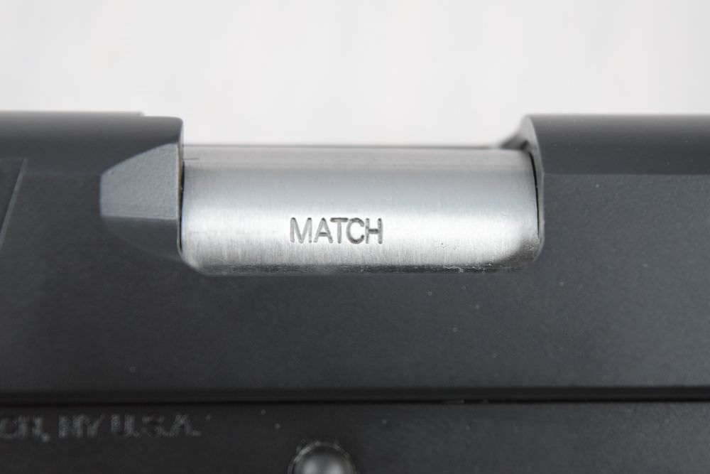 Match Grade Barrel
